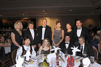 Haggis Ball 2013 - Table Groups